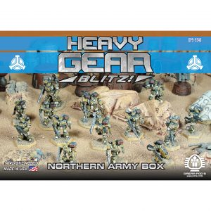 DP9-9340 Northern Army Box