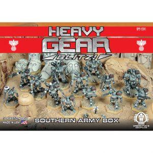 DP9-9341 Southern Army Box