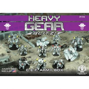 DP9-9342 CEF Army Box