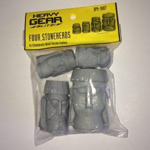 Four Stoneheads