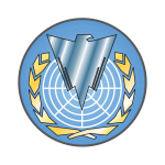 Earth badge