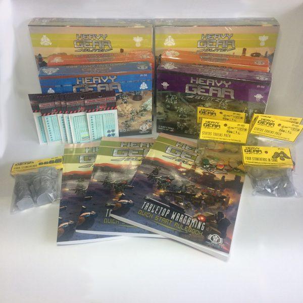 Heavy Gear Blitz! Retailer Bundle