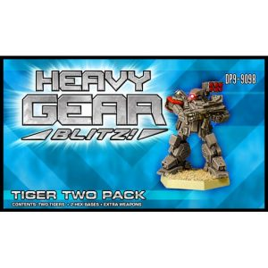 Tiger Heavy Gear Two Pack