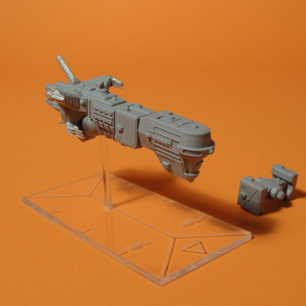 Jovian Godsfire Command Carrier | Jovian Wars