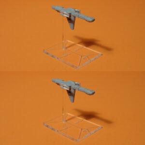Jovian Javelin Frigate Two Pack | Jovian Wars