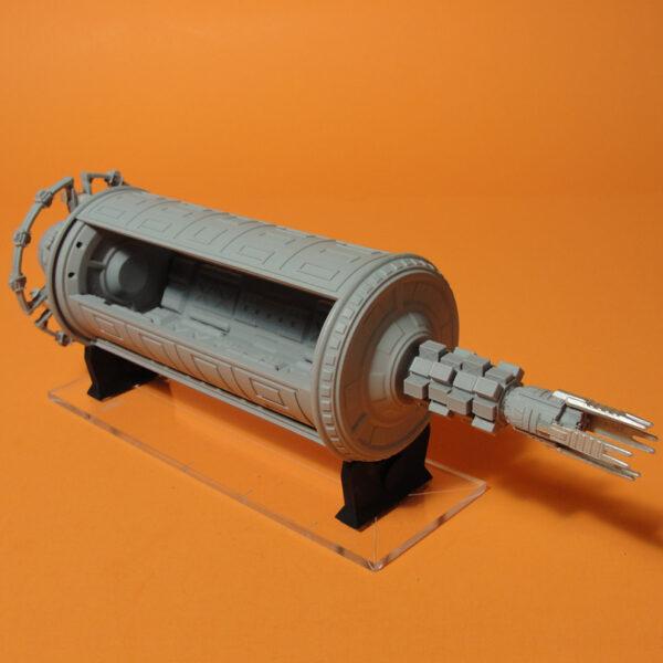 Jovian Gagarin Tender Ship - Doors Closed | Jovian Wars