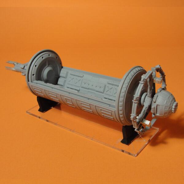 Jovian Gagarin Tender Ship - Doors Open | Jovian Wars