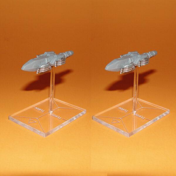 Senator Corvette Two Pack | Jovian Wars