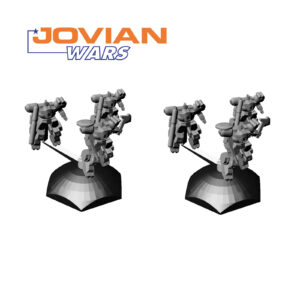 Wyvern Squadron Two Pack 3D Models | Jovian Wars