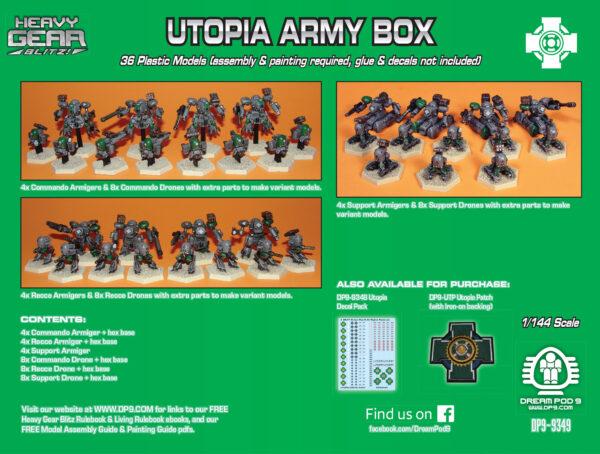 Utopia Army Box | Heavy Gear Blitz!