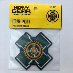 Utopia Patch | Heavy Gear Blitz!