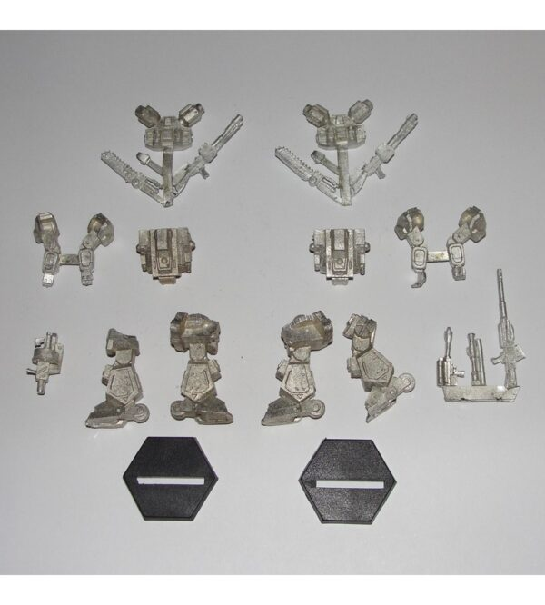 Spartan Two Pack contents