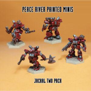 Jackal Two Pack | Heavy Gear Blitz