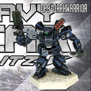 Black Talon Dark Warrior | Heavy Gear Blitz!