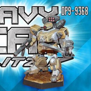 Northern Nemesis Jaguar | Heavy Gear Blitz!