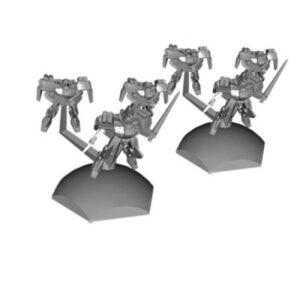 Venus Ryu Exo-Armor Squad Two Pack | Jovian Wars