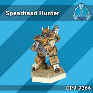 Spearhead Hunter (DP9-9366) | Heavy Gear Blitz!